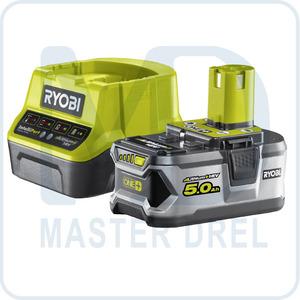 Аккумулятор и зарядное устройство Ryobi ONE+ RC18120-150