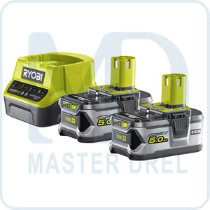 Аккумулятор и зарядное устройство Ryobi ONE+ RC18120-250