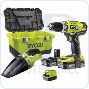Набор инструментов Ryobi ONE+ RCD18-220VT