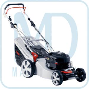 Бензиновая газонокосилка AL-KO Silver 520 BR Premium самоходная