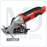 Мини-пила дисковая Einhell TC-CS 860 Kit