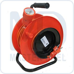 Удлинитель электрический 4 роз. 2,2 кВт, 60 м